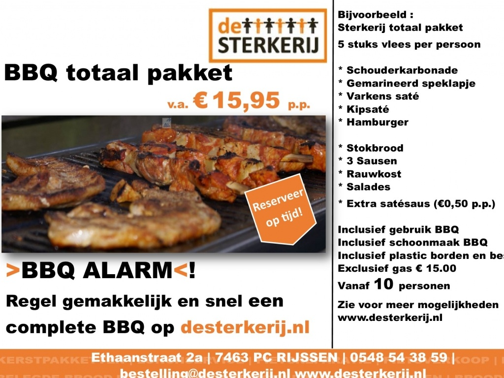 Vergroot de foto van de BBQ Alarm