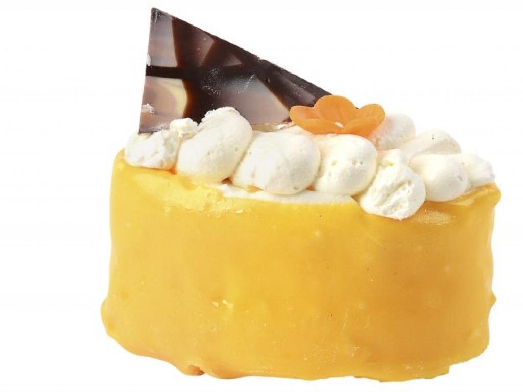 Vergroot de foto van de Glutenvrij advocaat Creme gebakje