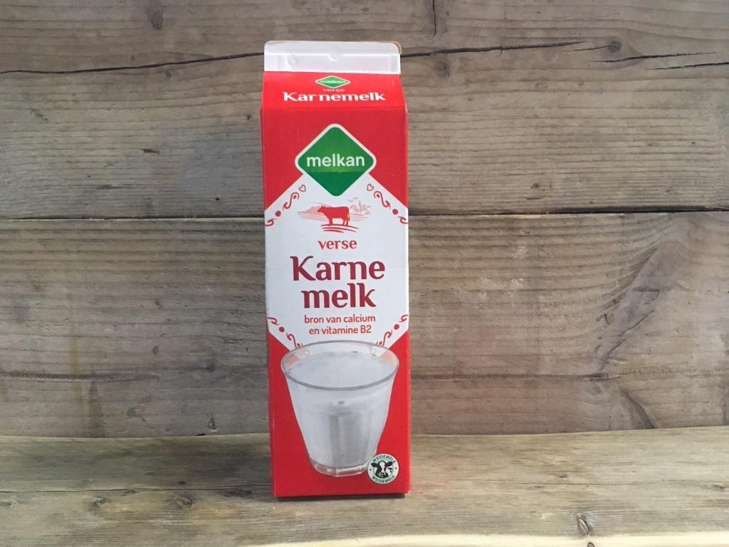 Vergroot de foto van de Liter Karnemelk