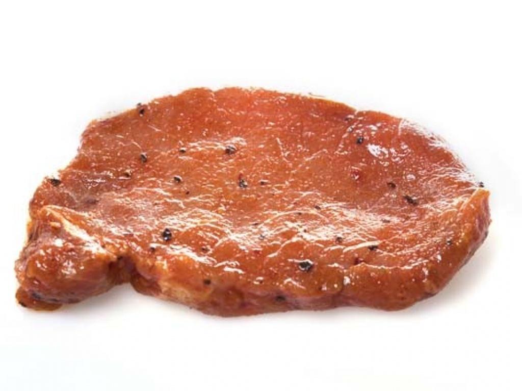 Vergroot de foto van de BBQ filet lapje