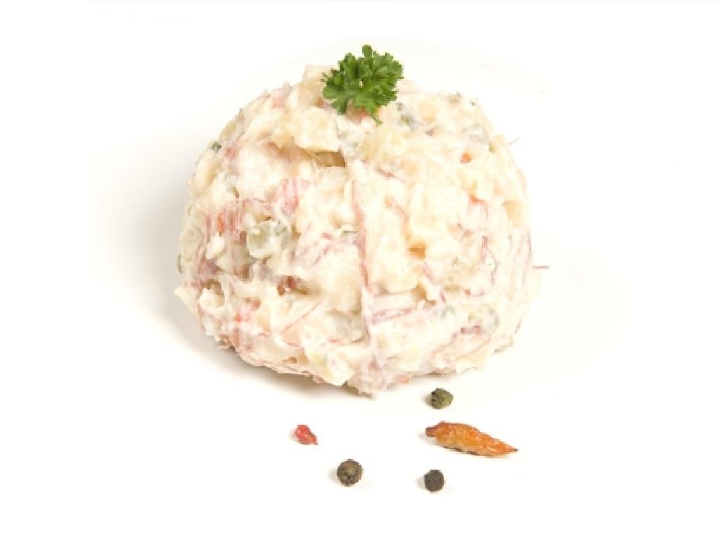 Vergroot de foto van de Brunch salade