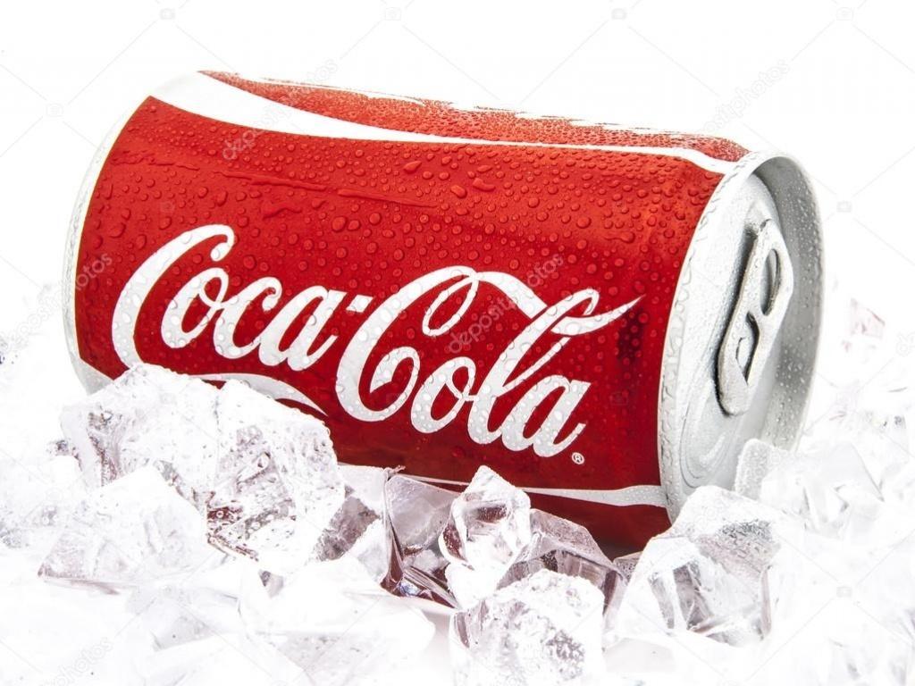 Vergroot de foto van de Coca cola