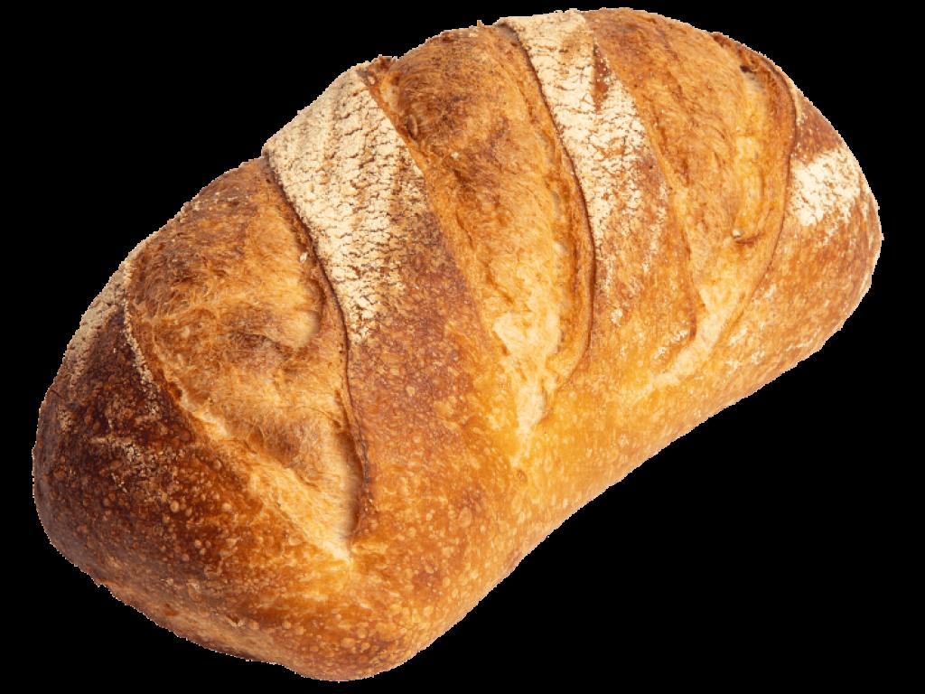 Vergroot de foto van de Natuurlijk witbrood 550 gram