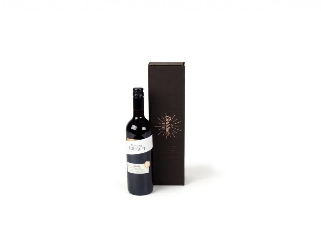 Vergroot de foto van de Goede doelen wijnen 1 vaks -  190590