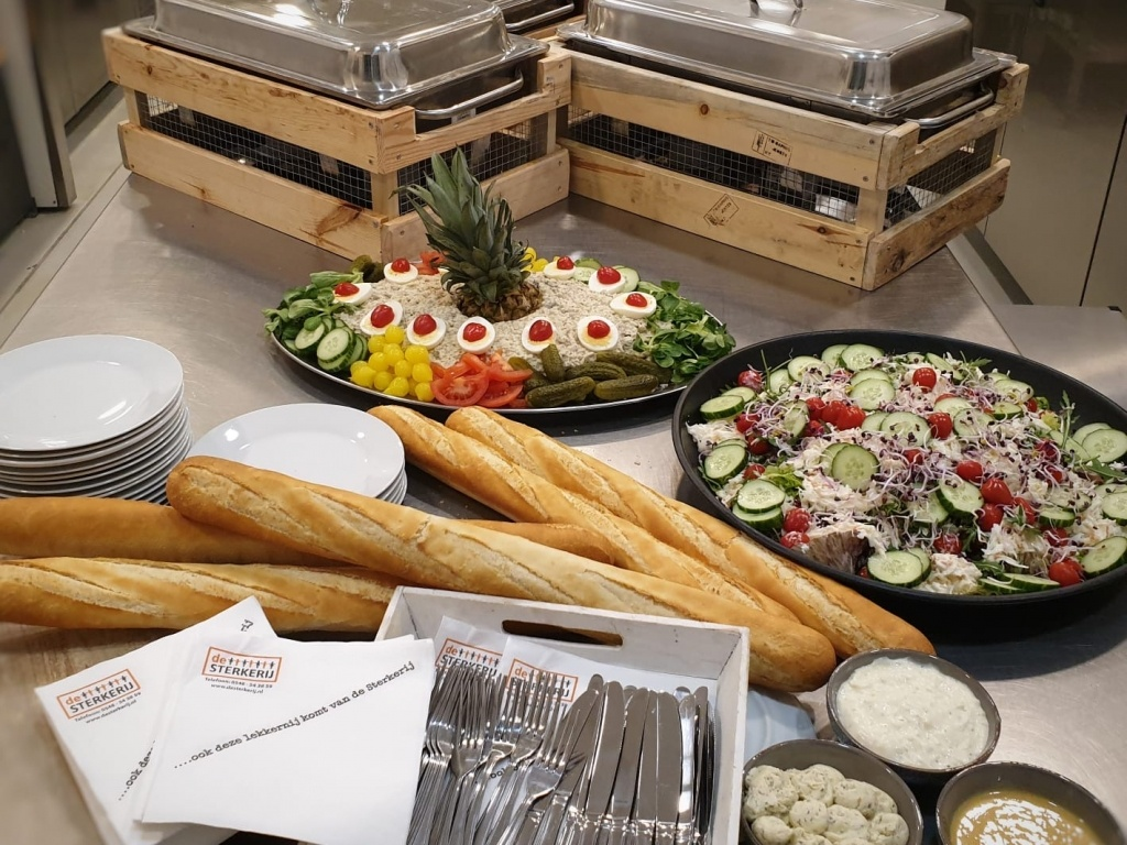 Vergroot de foto van de Bourgondisch buffet