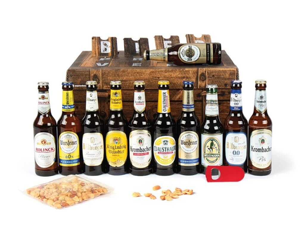 Vergroot de foto van de Bierproeverij Duitsland 22,50 - 72