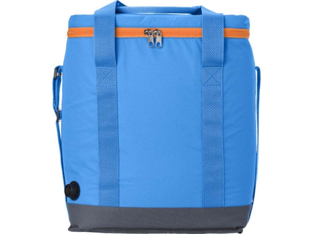 Vergroot de foto van de Blauw Oranje 40+koeltas XX