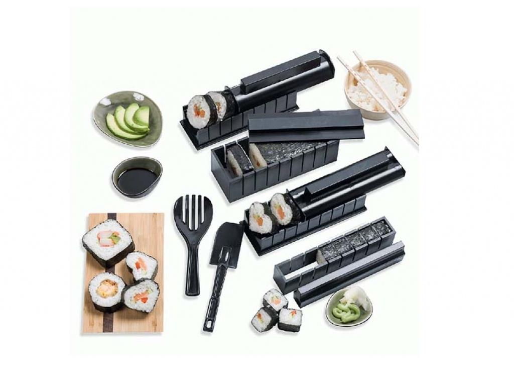 Vergroot de foto van de Luxe sushi maker
