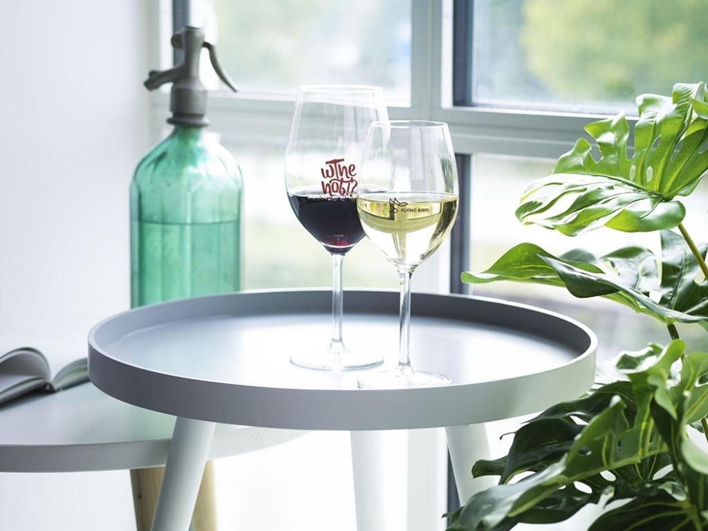 Vergroot de foto van de High wine