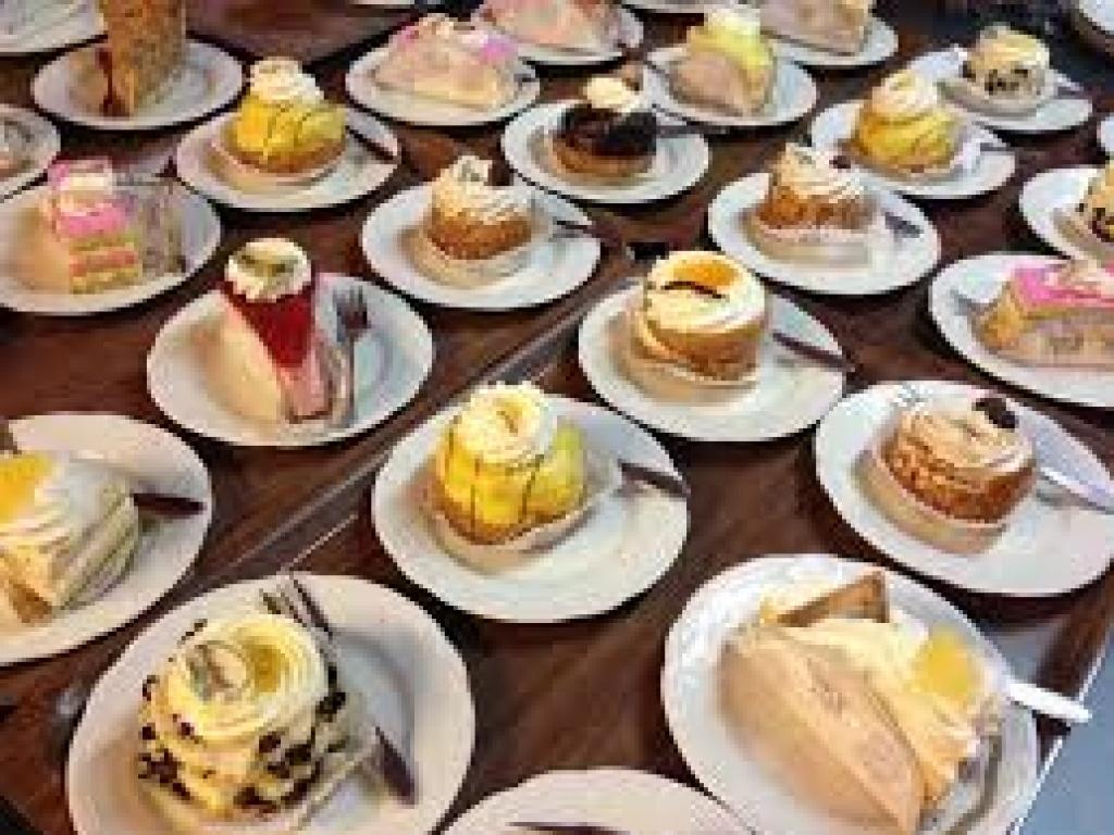 Vergroot de foto van de Gesorteerd gebak