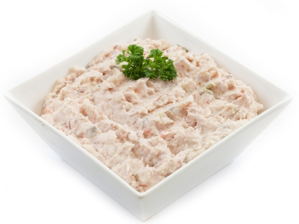 Vergroot de foto van de Rundvlees salade