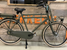 Foto van Cortina Ebike Ecomo transport Stone Bridge Matt