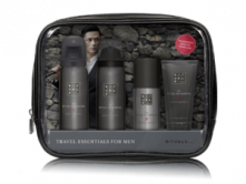 Foto van The ritual of samurai travel set skincare men - 322