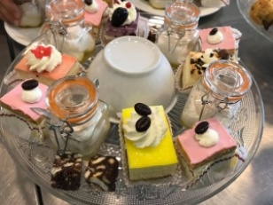 Foto van High tea