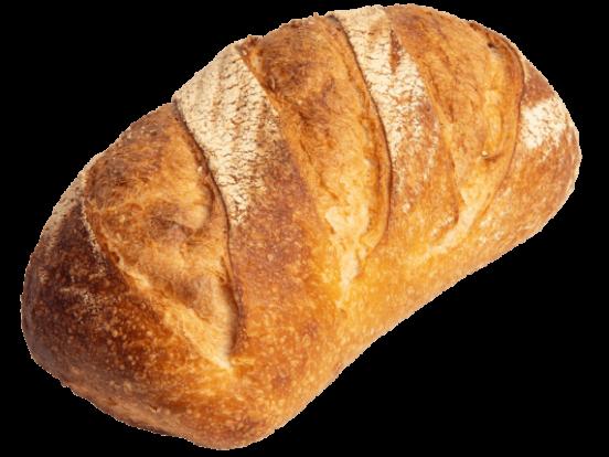 Foto van Natuurlijk witbrood 550 gram