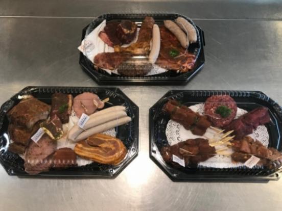 Foto van Barbecue pakket 3