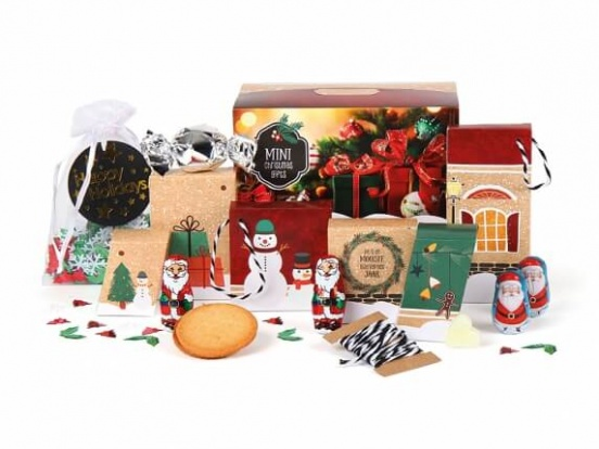 Foto van Mini kerstpakketje 5,45 - 431